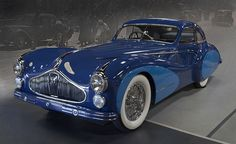 1948 TALBOT-LAGO T26 GRAND SPORT COUPE