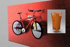 Suporte para bicicleta multi-posição