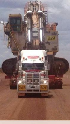 Western Star with a heavy haul.