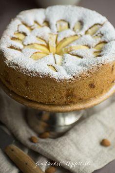 einfach, schnell und lecker: Low Carb Apfelkuchen
