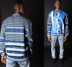 Vintage Cosby Sweater   Coogi Sweater  Vintage by EmmettBrown, $74.00