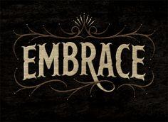 Embrace.