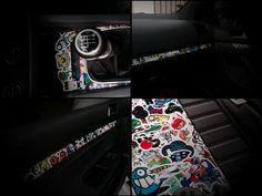Sticker Bombing? - Page 2 - VW GTI Forum / VW Rabbit Forum / VW R32 Forum / VW Golf Forum - Golfmkv.com