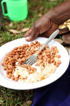 One of my favorite Ugandan meals :)