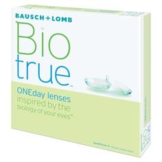 Get your FREE sample of Biotrue lenses NOW! • Canadian Savers