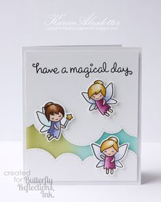 Peppermint Patty's Papercraft: Card Gallery