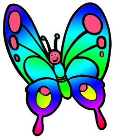 Images about clipart transparent butterfly on 2 - Clipartix Easy Butterfly Drawing, Cartoon Butterfly, Butterfly Clip Art, Dallas Cowboys Clipart, Emoji Clipart, Laughing Emoji, Ladybug Art, Clipart Black And White, Art Party