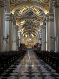 Nave - Enciclopedia Católica