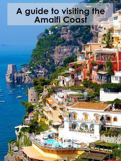 A bucket list destination for many people, Italy's Amalfi Coast is breathtakingly beautiful. // Click the image to read my guide to visiting the Amalfi Coast in Italy.