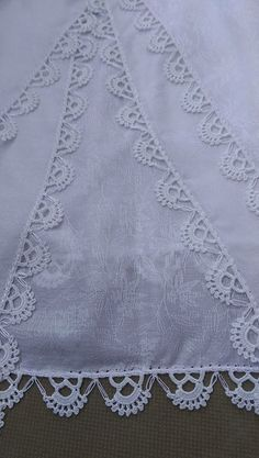 Diy Crafts - Crochet and Knitting Crochet Boarders, Crochet Lace Edging, Crochet Flowers, Irish Crochet Patterns, Knitting Patterns, Crochet Stitches For Blankets, Honeycomb Stitch, Diy Crafts Crochet, Crochet Elephant