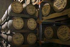 Barrels at Hellyers Road, Tasmania. #whisky