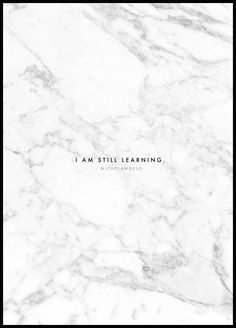 White marble Michelangelo - Find your favorite prints at Poster Store