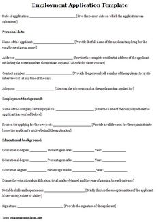 Esl Writing Practice Filling Out An Application Form  Teaching