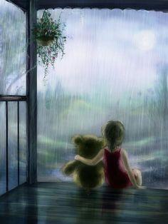 Rain by MariaHobbit