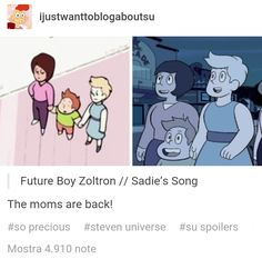 //How did not notice this before?<-- I noticed them in Sadie's Song but aaayee! I didn't know they were all in one!