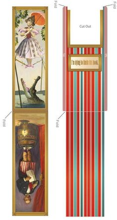 Here's a papercraft Haunted Mansion stretching portrait bookmark to print, fold, assemble and enjoy. Disney Printable: Haunted Mansion Portrait Chamber Bookmark (via Super Punch) Disney Halloween, Halloween Crafts, Halloween Decorations, Paper Halloween, Halloween 2019, Scary Halloween, Holiday Crafts, Halloween Ideas, Holiday Fun