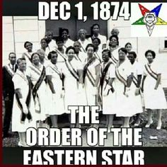 OES-happy founders day...12/1/1874..Prince Hall...