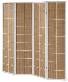 4 Panel Fabric In-lay Wooden Screen Room Divider White Finish Legacy Decor http://www.amazon.com/dp/B00EJ8DRT0/ref=cm_sw_r_pi_dp_f0n5ub1NR2BC0