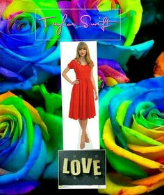 Love is another word for Taylor swift