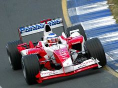Olivier Panis, Albert Park 2003, Toyota TF103