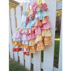 Apron Pattern - #Free #Apron #Pattern #Child #Mom