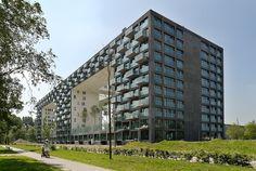 Parkrand / MVRDV (Geuzenveld, Amsterdã, Holanda) #architecture