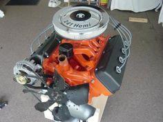"Mopar Hemi-Head ""A"" - '241' - 1x1 Barrel Intake. Dodge's ""RedRam"". Performance Engines, Mopar, Art Boards, Barrel, Engineering, Home Appliances, House Appliances, Barrel Roll, Barrels"