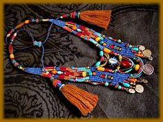 ~ Bohemian Queen ~ Ethnic Jewelry...My Tribe | Flickr - Fotosharing!