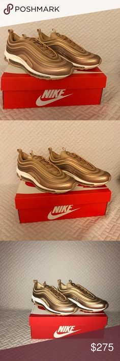 W AIR MAX 97 UL '17 Brand new Nike W Air Max 97 UL '17  •Price is firm. Nike Shoes Sneakers