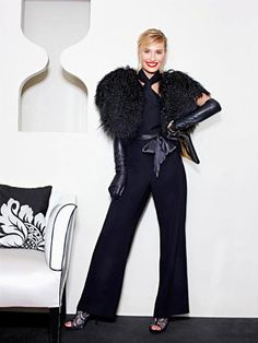 Pure Glam: Gorgeous Holiday Looks
