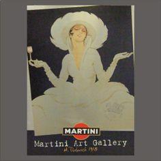 Art MARTINI ART GALLERY DUDOVICH SERI-GRAFICA RIVETTI.
