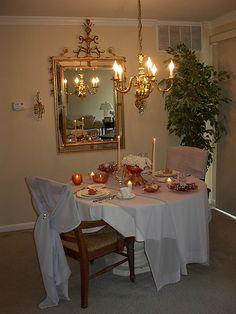 <3 Romantic Dinner for Two <3