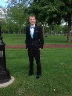 Chris 2014 CHS Senior Prom