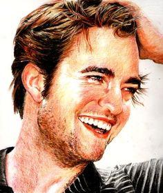 Robert Pattinson by vividec