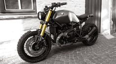 Ready to enjoy? Do it with Bmw RnineT ‪#‎Scrambler‬ by Joeri Leys #motorcycles #motos | caferacerpasion.com