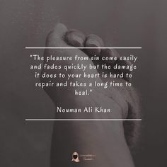 Nouman Ali Khan, Take That, Healing, Quotes, Movie Posters, Quotations, Film Poster, Quote, Shut Up Quotes