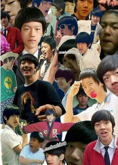 Pre debut Baekhyun | He's exactly the same then and now xD
