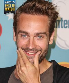 In real life, tom Mison might need a good back massage and a ride home after he downs his three favorite alcoholic beverages (but don't suggest coffee in Swansea).