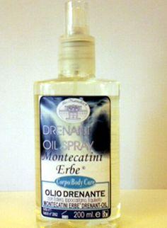 Drenant Oil 200 ml.