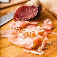 Dry-cured pork loin is one of those fun projects but chances are you don't have a cellar/basement or a curing chamber and neither do I so please don't get discouraged and read on. I dry… Cured Pork Loin Recipe, Brine Recipe, Pork Tenderloin Recipes, Homemade Sausage Recipes, Pork Recipes, Recipies, Curing Bacon, Charcuterie Recipes, Pork Belly