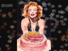 Marilyn monroe joyeux anniversaire