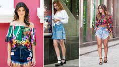 Shorts do Verão 2017 – Confira looks, dicas para customizar e tendêcias mais…