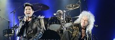 Queen   Adam Lambert says he is ready to record new songs with the band   omelet