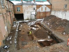 Ancient Roman Cemetery Found Under Parking Lot In England