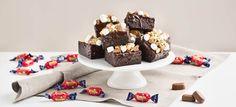Dumle Rocky Road Brownies - Fazer