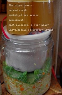 Making Open-Crock Sauerkraut (or how to ferment just about any vegetable) | Nourishing Days
