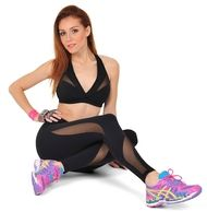 Mesh black work out leggings, with great fabric to where to the gym or just out and about. Women love these mesh black leggings! Leggings Are Not Pants, Black Leggings, Mesh Leggings, Womens Workout Outfits, Sport Outfits, Zumba, Athleisure, Baggy Clothes, Activewear Sets