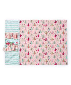 Take a look at this Pink & Blue So Campy Pillowcase today!