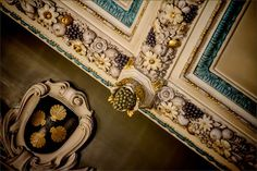 Vintners Hall ceiling detail, taken at the recent Naked Wines Tasting