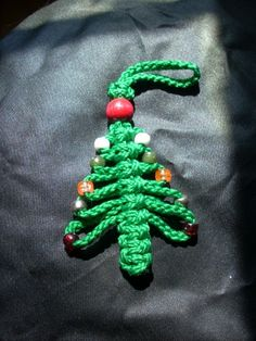 Christmas Tree Ornament $4